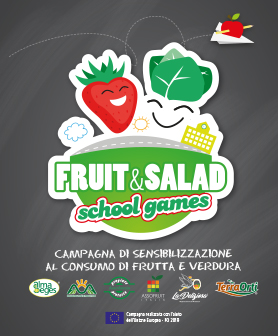 Fruit & Salad School Games